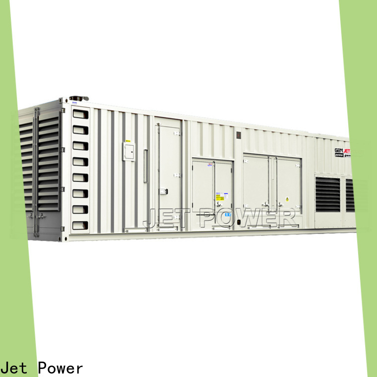 Jet Power new containerised generator set manufacturers for business