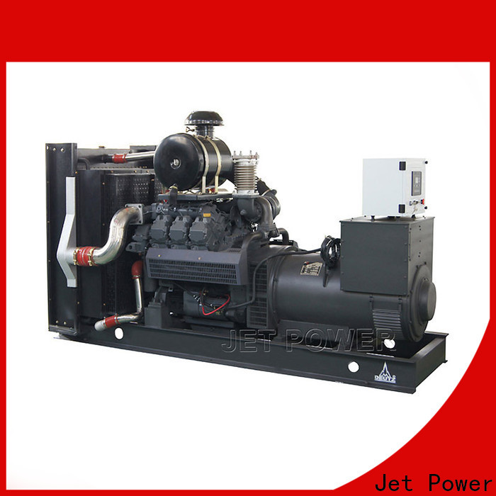 Jet Power high-quality electrical generator factory for sale