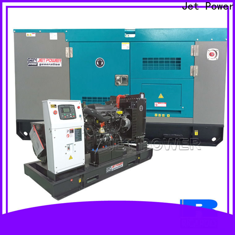 Jet Power water cooled generator supply for business