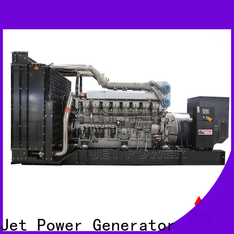 Jet Power electrical generator factory for sale