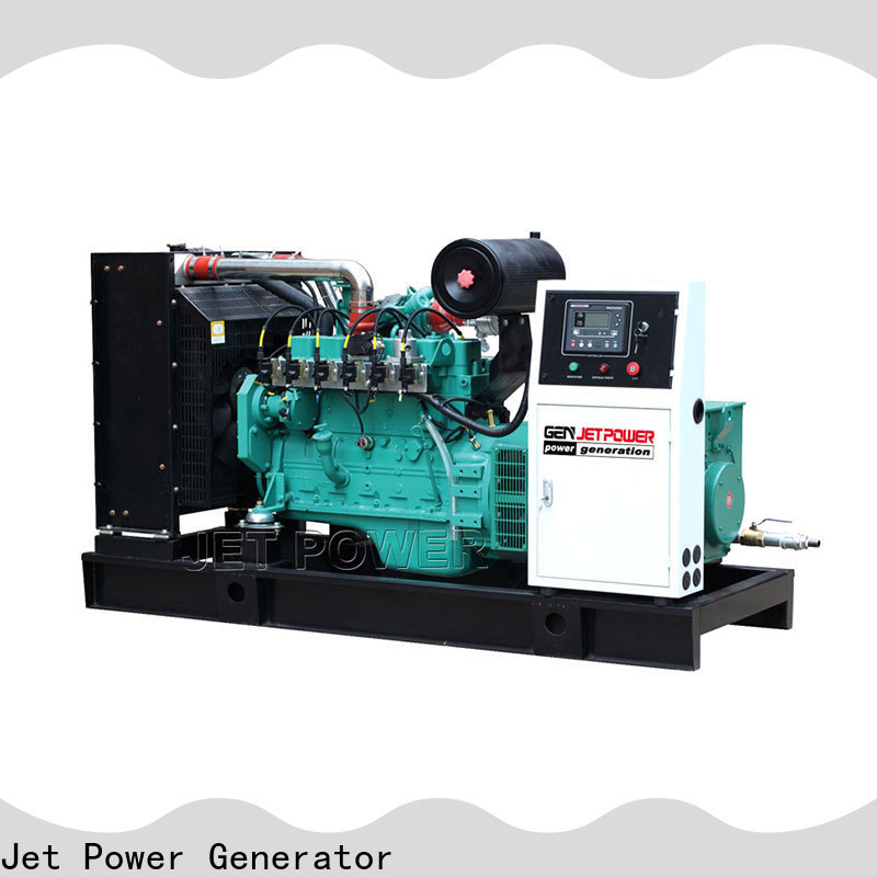 Jet Power gas generator set supply for sale