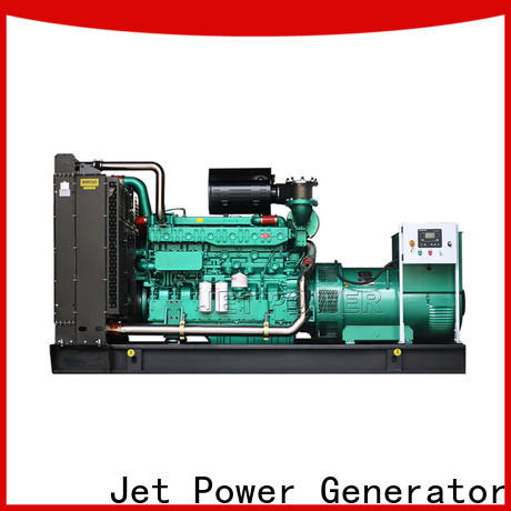 latest silent generators company for electrical power
