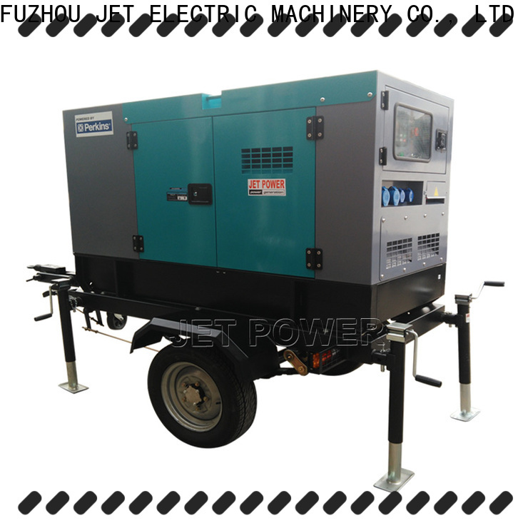 hot sale mobile diesel generator manufacturers for electrical power