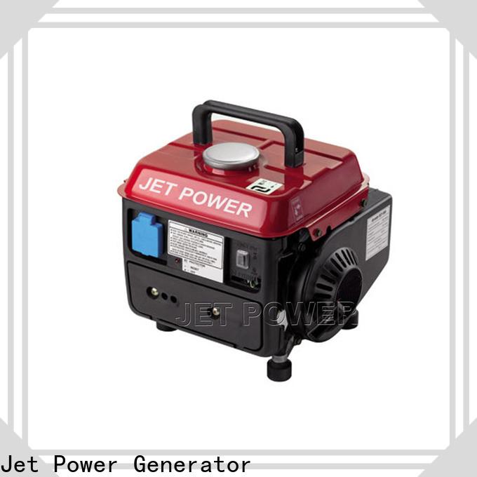 Jet Power petrol generators supply for business