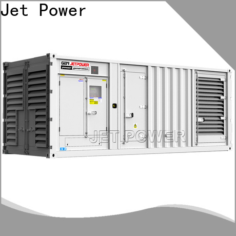 Jet Power new container generator supply for electrical power