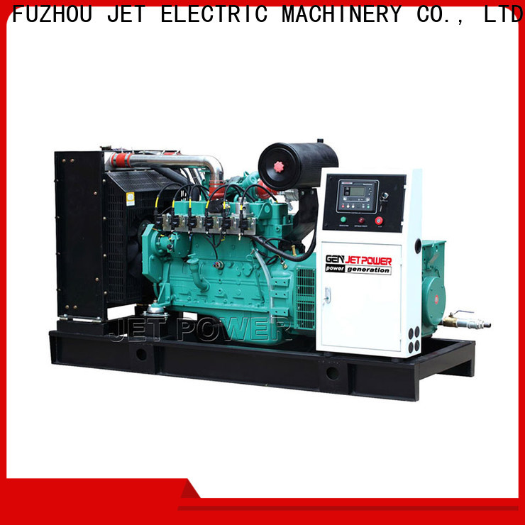 Jet Power gas generator manufacturers company for electrical power