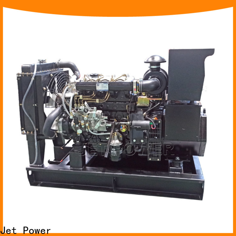 Jet Power wholesale water cooled diesel generator suppliers for business