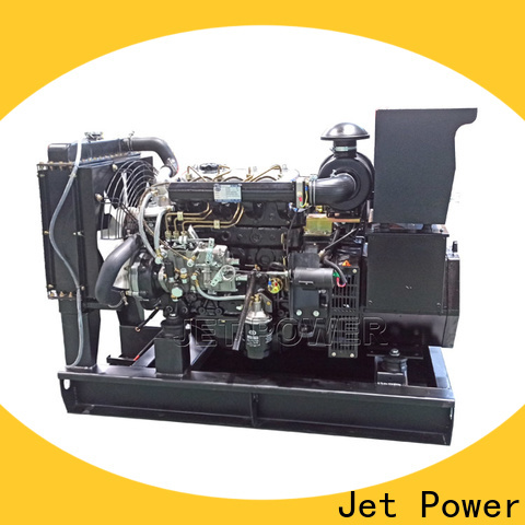 Jet Power latest water cooled diesel generator suppliers for business