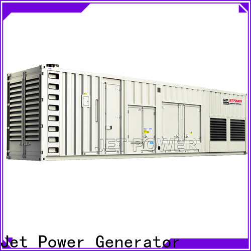 Jet Power containerized generator company for business
