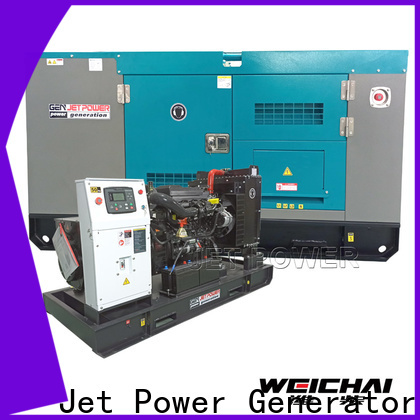Jet Power water cooled generator manufacturers for business
