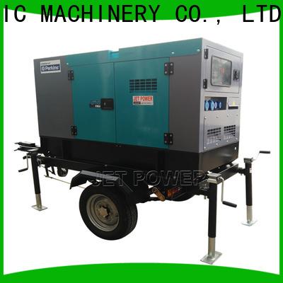 best diesel trailer generator supply for lighting