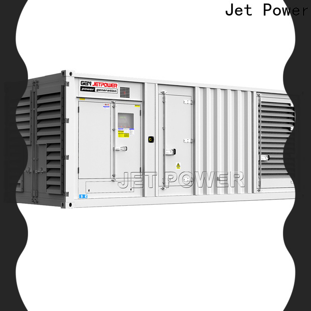 Jet Power containerized generator manufacturers for business