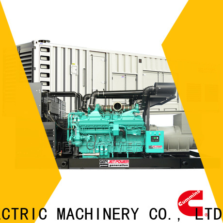 excellent water cooled generator suppliers for electrical power