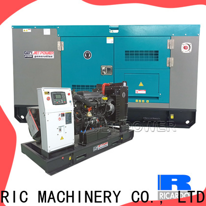 Jet Power generator diesel company for electrical power