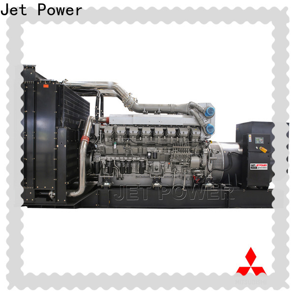 Jet Power good silent generators manufacturers for electrical power