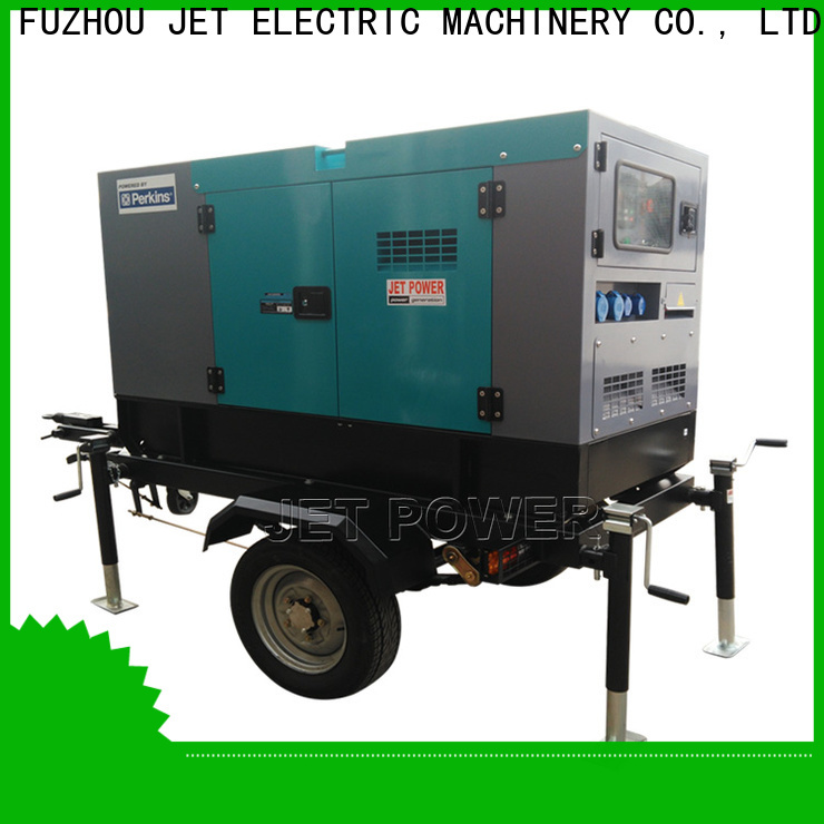 high-quality diesel trailer generator company for business