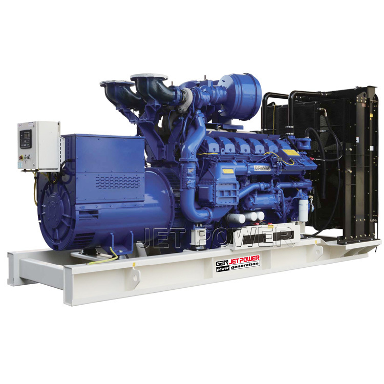 60Hz Perkins Water Cooled Diesel Generator Set