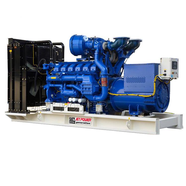 50Hz Perkins Engine Water Cooled Generator Set