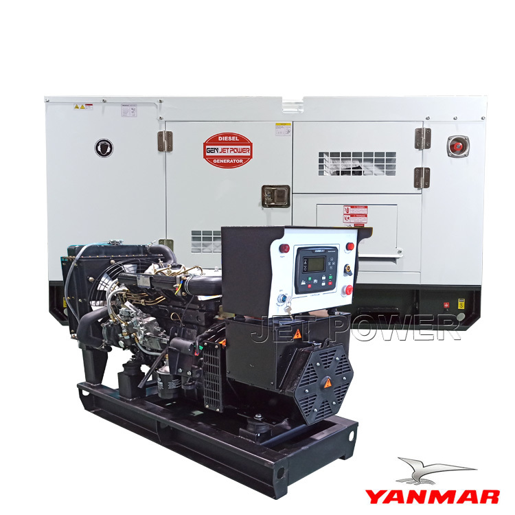 YANMAR Water Cooled Diesel Generator Set Supply
