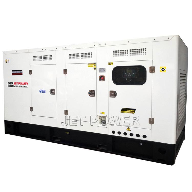50Hz Water Cooled Cummins Diesel Generator Set Supply