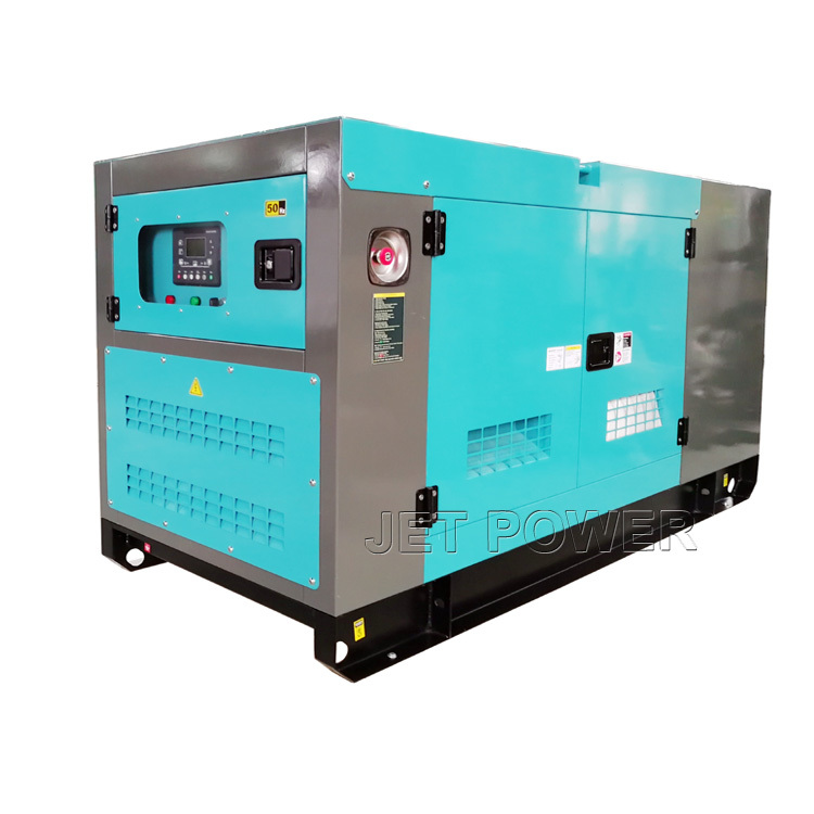 Silent Water Cooled KUBOTA Diesel Generator Set Wholesale