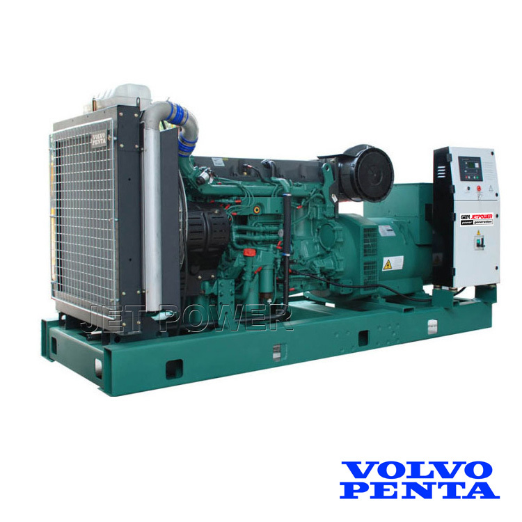 Water Cooled VOLVO PENTA Diesel Generator Set Wholesale
