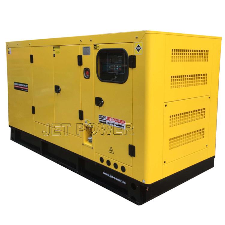 Electrical Ricardo Water Cooled Diesel Generator Set Supply