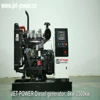 Wholesale Open type Diesel Generator Set Supply